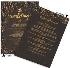 black and gold wedding invitations black gold abstract wedding invitation from 1 00 each