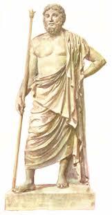 greek gods statues gods