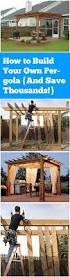 Building Your Own Pergola by 12 Pergola Building Tips Page 13 Of 13 Pergolas Tutorials