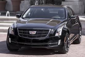 2014 cadillac ats price cadillac ats black chrome package announced gm authority