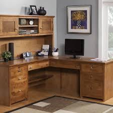 Computer Desk With Return A S641 Shaker Alder 72 Desk Return Odc Products