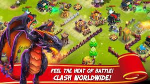 castle clash apk castle clash 1 2 61 mod apk is here on hax
