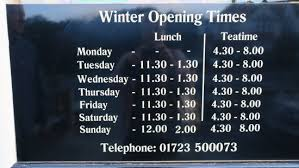 winter opening times picture of bay fisheries scarborough
