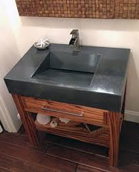 Concrete Kitchen Sink by Cheng Concrete Kitchen Counters Sinks Concrete Decor