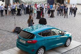 family car ford ford fiesta u201c pristatytas u201emidsummer vilnius u201c festivalio metu