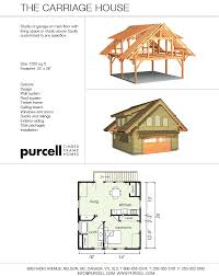 purcell timber frames the carriage house full home package