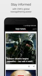 cnn app for android cnn breaking us world news android apps on play