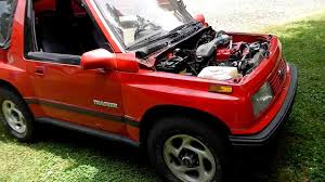 tracker jeep car pictures