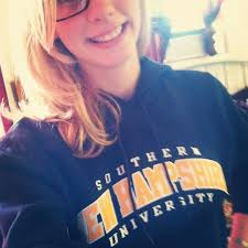 suzy an snhu on campus student shows off her penmenpride with