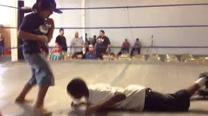 kids playing in wrestling ring youtube