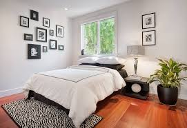 Small Bedroom Gray Walls Clothing Storage Ideas For Small Bedrooms Headboard Along Brown