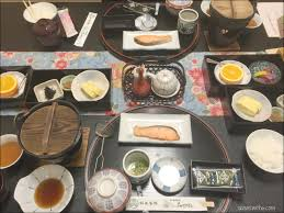 traditional japanese dinner table staying at a ryokan a traditional japanese experience travel with g