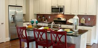 bar kitchen bar ideas kitchen paint colors accent wall cherry