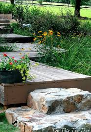 Curb Appeal Diy - diy stone steps you can do it too hometalk