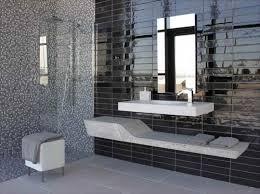 Slate Tile Bathroom Ideas Amazing Small Black Bathroom Slate Bathroom Tiling And Bathroom