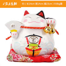 wedding gift opening genuine 6 inch fish hold lucky cat piggy piggy wedding gift