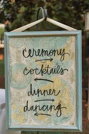 diy wedding signs how to diy all your wedding signs desiree hartsock bridal
