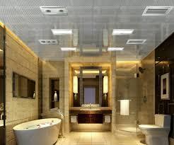 bathroom ceiling design improbable blue bathroom ceiling design