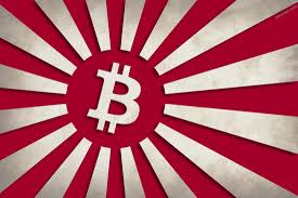 japanese rising sun flag bitcoin changers