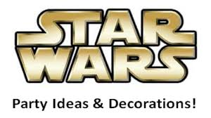 wars decorations wars birthday party ideas decorations
