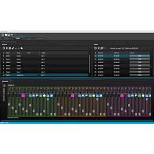 dmx light control software for ipad mydmx 2 0 sold at adj a powerful easy to use dmx lighting