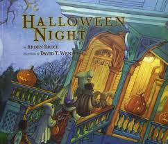 halloween night arden druce david wenzel 9780873587624 amazon