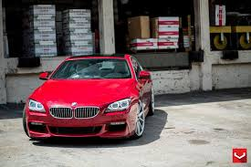 stancenation bmw m6 vossen wheels bmw 6 series m6 vossen flow formed series vfs 1