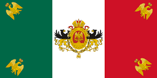 Mexico Flag Symbol File Flag Of Mexico 1864 1867 Svg Wikimedia Commons