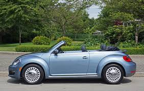 green volkswagen beetle convertible 2016 volkswagen beetle convertible denim road test review