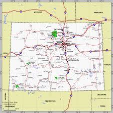 map us states colorado colorado map map of colorado usa co map reference map of colorado