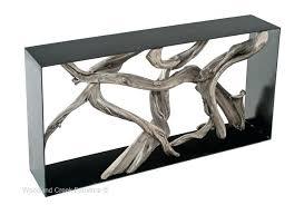 Modern Sofa Tables Modern Sofa Table Driftwood Console Kulfoldimunka Club As Well 5