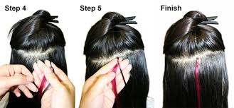 micro ring hair extensions review how to apply micro loop indian remy hair extensions globe king