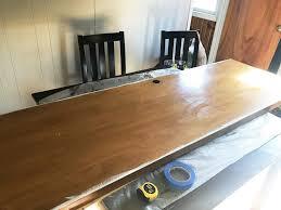 Diy Desk From Door by A Diy Door Tutorial To Update A Flat Door With Trim U0026 Paint