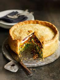 butternut squash spinach and goat u0027s cheese pie recipe