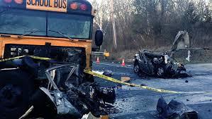 car going more than 100 mph in bus crash wdtn