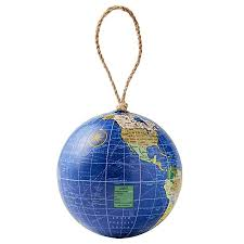 globe ornaments the land of nod