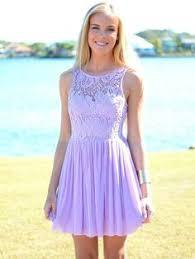 light purple short dress colors for spring purple lace light purple and lace dress