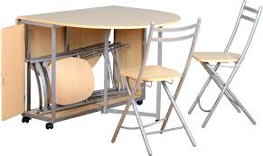 Folding Dining Table With Chair Storage Dining Table Folding Dining Table And Chairs Set In India Uk