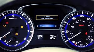 2013 infiniti jx warning and indicator lights youtube