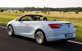 buick opel buick convertible is essentially identical to opel sibling the