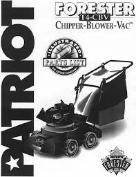 patriot products blower t4 cbv user guide manualsonline com