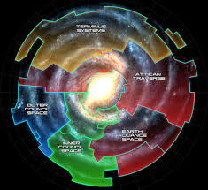 Elite Dangerous Galaxy Map A Map Of The Current Galaxy By 2652ce Thoughts And Criticism Is