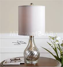 unique mercury glass table lamp awesome table ideas table ideas