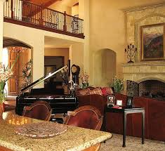 Best TUSCAN  DECOR Images On Pinterest Haciendas Home And - Tuscan style family room