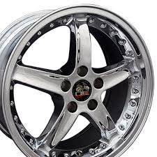 98 mustang cobra wheels mustang cobra 98 dish wheel