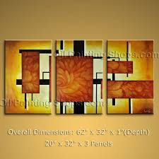 Modern Art Home Decor 1885 Best Large Modern Canvas Wall Art Abstract Paintings From