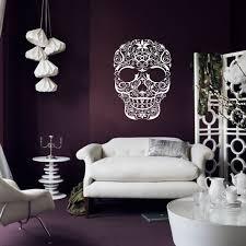 43 sugar skull wall art details about sugar skull wall art sugar skull wall art