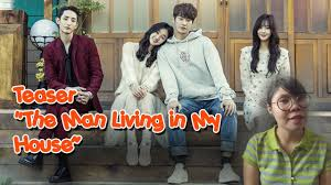 sekilas drama korea the man living in my house sweet stranger and