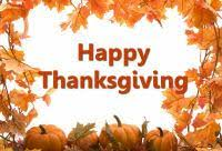 free thanksgiving real estate postcard template