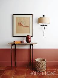 18 cozy paint color ideas inspired by autumn terracotta floor